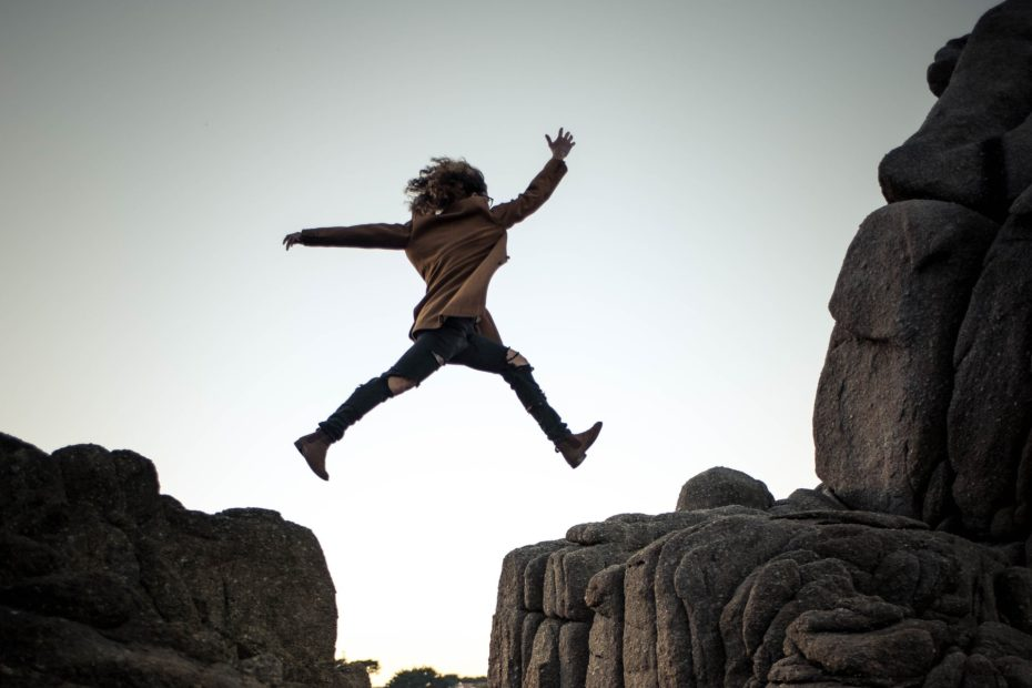 Take the Leap in Your Career
